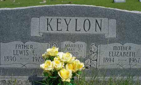 KEYLON, ELIZABETH - Fulton County, Arkansas | ELIZABETH KEYLON - Arkansas Gravestone Photos