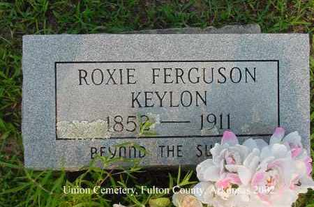 "KEYLON, ROXANNE ""ROXIE"" - Fulton County, Arkansas 