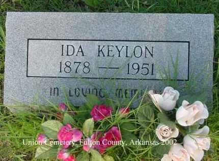 KEYLON, IDA J. - Fulton County, Arkansas | IDA J. KEYLON - Arkansas Gravestone Photos