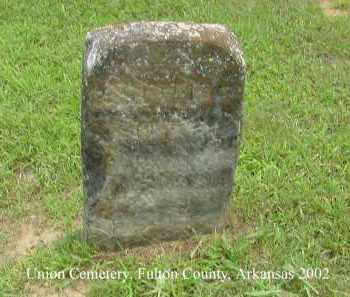 LANDERS, INFANT - Fulton County, Arkansas | INFANT LANDERS - Arkansas Gravestone Photos