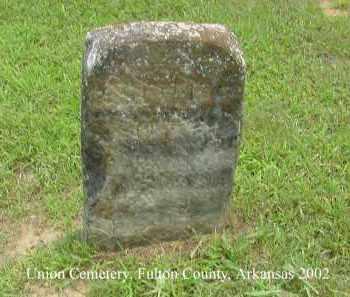 LANDERS, INFANT - Fulton County, Arkansas | INFANT LANDERS - Arkansas Gravestone Photos