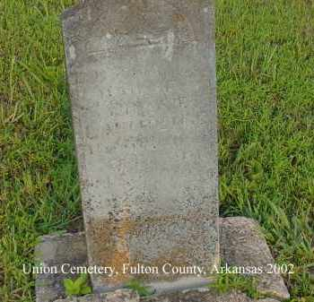 LAWRENCE, BITHA L. - Fulton County, Arkansas | BITHA L. LAWRENCE - Arkansas Gravestone Photos