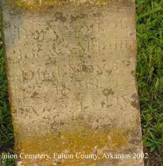 MC LAIN, BABY - Fulton County, Arkansas | BABY MC LAIN - Arkansas Gravestone Photos