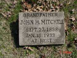 MITCHELL, JOHN H. - Fulton County, Arkansas | JOHN H. MITCHELL - Arkansas Gravestone Photos