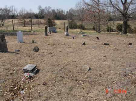 *MIZE CEMETERY VIEW,  - Fulton County, Arkansas    *MIZE CEMETERY VIEW - Arkansas Gravestone Photos