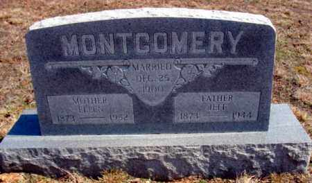 MONTGOMERY, JEFF - Fulton County, Arkansas | JEFF MONTGOMERY - Arkansas Gravestone Photos