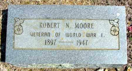 MOORE (VETERAN WWI), ROBERT N - Fulton County, Arkansas | ROBERT N MOORE (VETERAN WWI) - Arkansas Gravestone Photos