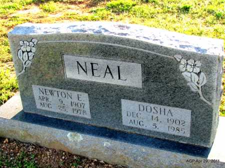 NEAL, NEWTON E - Fulton County, Arkansas | NEWTON E NEAL - Arkansas Gravestone Photos