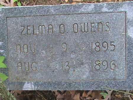 OWENS, ZELMA O. - Fulton County, Arkansas | ZELMA O. OWENS - Arkansas Gravestone Photos