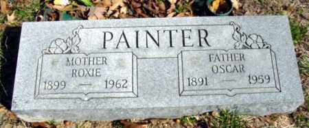 PAINTER, ROXIE - Fulton County, Arkansas | ROXIE PAINTER - Arkansas Gravestone Photos