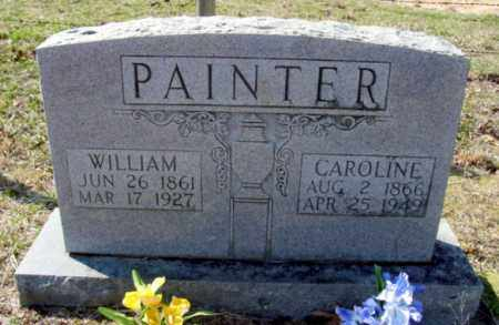 PAINTER, CAROLINE - Fulton County, Arkansas | CAROLINE PAINTER - Arkansas Gravestone Photos