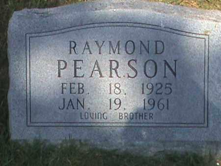 PEARSON, RAYMOND - Fulton County, Arkansas | RAYMOND PEARSON - Arkansas Gravestone Photos