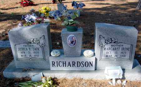 "RICHARDSON, JOSHUA H. ""JACK"" - Fulton County, Arkansas 