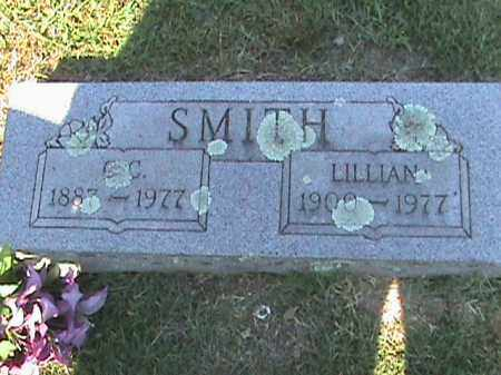 SMITH, C C - Fulton County, Arkansas | C C SMITH - Arkansas Gravestone Photos