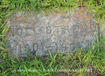 STROUD, NOEL - Fulton County, Arkansas | NOEL STROUD - Arkansas Gravestone Photos