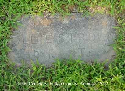 STROUD, OLLIE - Fulton County, Arkansas | OLLIE STROUD - Arkansas Gravestone Photos