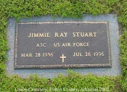 "STUART  (VETERAN), JIMMY RAY ""JIM"" - Fulton County, Arkansas 