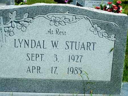 STUART, LYNDAL WAYNE - Fulton County, Arkansas | LYNDAL WAYNE STUART - Arkansas Gravestone Photos