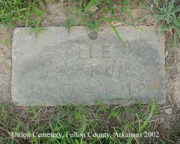 TALLEY, ARTHUR - Fulton County, Arkansas | ARTHUR TALLEY - Arkansas Gravestone Photos