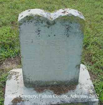 TALLEY, ROY - Fulton County, Arkansas | ROY TALLEY - Arkansas Gravestone Photos