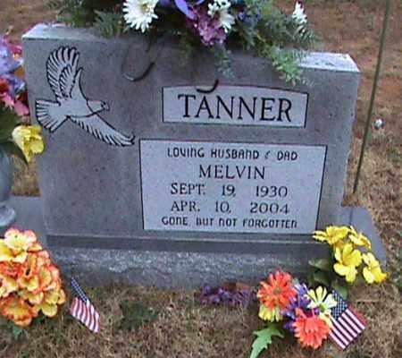 TANNER, MELVIN - Fulton County, Arkansas | MELVIN TANNER - Arkansas Gravestone Photos
