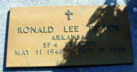 TAYLOR (VETERAN), RONALD LEE - Fulton County, Arkansas | RONALD LEE TAYLOR (VETERAN) - Arkansas Gravestone Photos