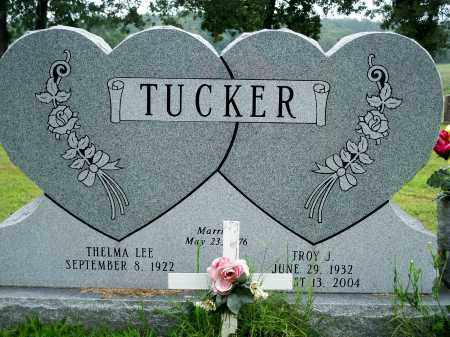 TUCKER, TROY J. - Fulton County, Arkansas | TROY J. TUCKER - Arkansas Gravestone Photos