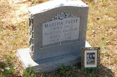 VAUGHN, MARTHA PATSY - Fulton County, Arkansas | MARTHA PATSY VAUGHN - Arkansas Gravestone Photos