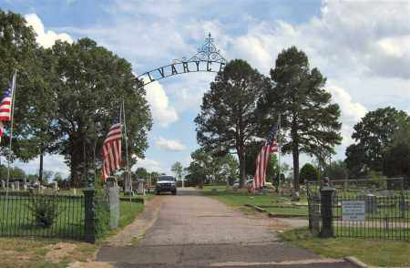*CALVARY CEMETERY, ENTRANCE & DIRECTIONS - Garland County, Arkansas | ENTRANCE & DIRECTIONS *CALVARY CEMETERY - Arkansas Gravestone Photos