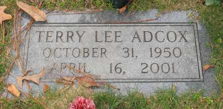 ADCOX, TERRY LEE - Garland County, Arkansas | TERRY LEE ADCOX - Arkansas Gravestone Photos