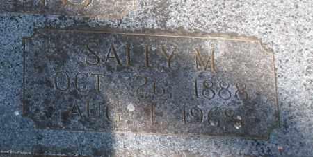 ADKINS, SALLY M. (CLOSE UP) - Garland County, Arkansas | SALLY M. (CLOSE UP) ADKINS - Arkansas Gravestone Photos