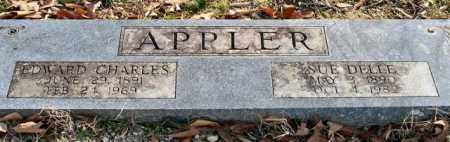 APPLER, SUE DELLE - Garland County, Arkansas | SUE DELLE APPLER - Arkansas Gravestone Photos