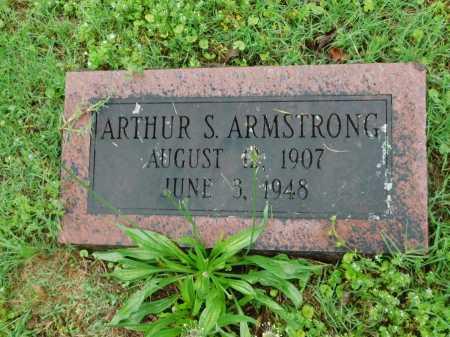 ARMSTRONG, ARTHUR S. - Garland County, Arkansas | ARTHUR S. ARMSTRONG - Arkansas Gravestone Photos