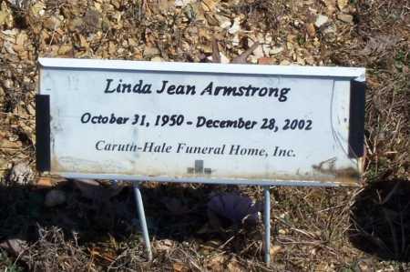 ARMSTRONG, LINDA JEAN - Garland County, Arkansas | LINDA JEAN ARMSTRONG - Arkansas Gravestone Photos