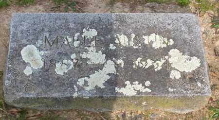 AUSTIN, MAUDE - Garland County, Arkansas | MAUDE AUSTIN - Arkansas Gravestone Photos