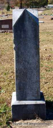 AVANTS, GERTRUDE - Garland County, Arkansas | GERTRUDE AVANTS - Arkansas Gravestone Photos