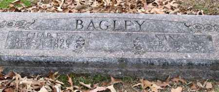 BAGLEY, NANCY J. - Garland County, Arkansas | NANCY J. BAGLEY - Arkansas Gravestone Photos