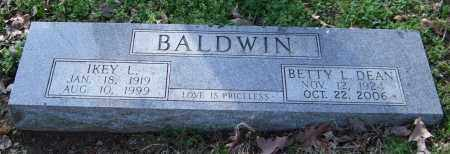 DEAN BALDWIN, BETTY LAVERNE - Garland County, Arkansas | BETTY LAVERNE DEAN BALDWIN - Arkansas Gravestone Photos