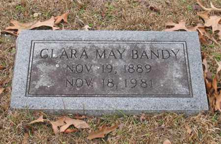 BANDY, CLARA MAY - Garland County, Arkansas | CLARA MAY BANDY - Arkansas Gravestone Photos