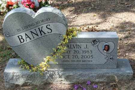 BANKS, ALVIN J. - Garland County, Arkansas | ALVIN J. BANKS - Arkansas Gravestone Photos