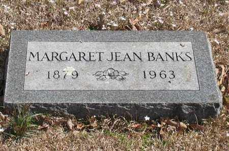 BANKS, MARGARET JEAN - Garland County, Arkansas | MARGARET JEAN BANKS - Arkansas Gravestone Photos