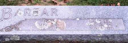 BARBAR, FRANK - Garland County, Arkansas | FRANK BARBAR - Arkansas Gravestone Photos