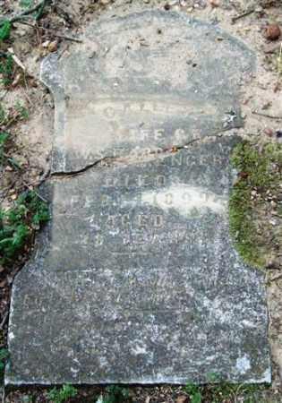 BARRENGER, CALLEY - Garland County, Arkansas | CALLEY BARRENGER - Arkansas Gravestone Photos