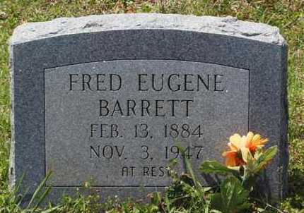 BARRETT, FRED EUGENE - Garland County, Arkansas | FRED EUGENE BARRETT - Arkansas Gravestone Photos
