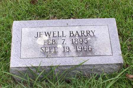 BARRY, JEWELL - Garland County, Arkansas | JEWELL BARRY - Arkansas Gravestone Photos