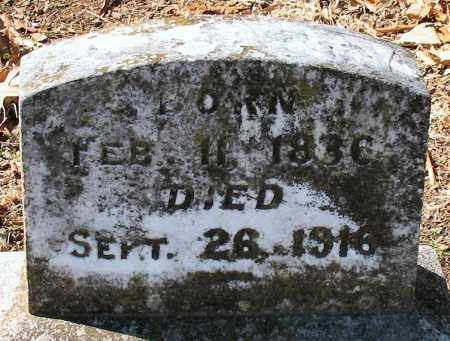 BARRY, WILLIAM H. - Garland County, Arkansas | WILLIAM H. BARRY - Arkansas Gravestone Photos