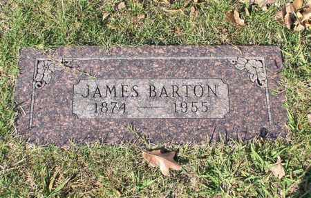 BARTON, JAMES - Garland County, Arkansas | JAMES BARTON - Arkansas Gravestone Photos