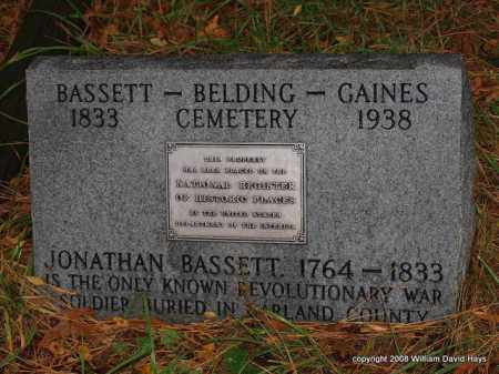 *WELCOME STONE,  - Garland County, Arkansas |  *WELCOME STONE - Arkansas Gravestone Photos