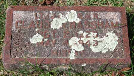 BASSHAM (VETERAN), CLAUDE R - Garland County, Arkansas | CLAUDE R BASSHAM (VETERAN) - Arkansas Gravestone Photos