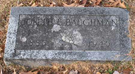 BAUGHMAN, JOSEPH L. - Garland County, Arkansas   JOSEPH L. BAUGHMAN - Arkansas Gravestone Photos